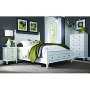 King Cottage Storage Bed Product Image