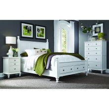 King Cottage Storage Bed