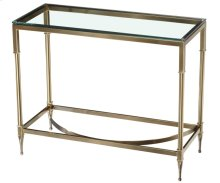 Parthenon Rectangular Condo Console Table