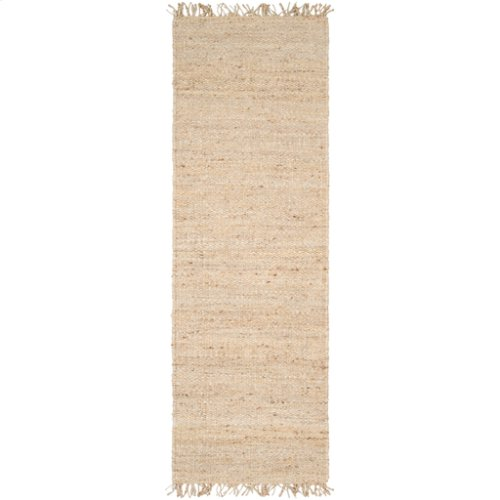 "Jute JUTE BLEACH 18"" Sample"