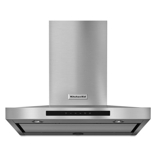 "30"" Wall-Mount, 3-Speed Canopy Hood - Stainless Steel"