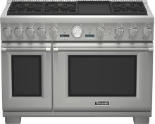 "48"" Professional Series Pro Grand® Commercial Depth Dual Fuel Range"