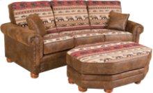 8039 Conversation Sofa