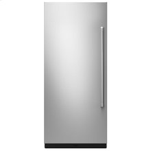 """36"""" Built-In Column Refrigerator with Pro-Style® Panel Kit, Left Swing"""