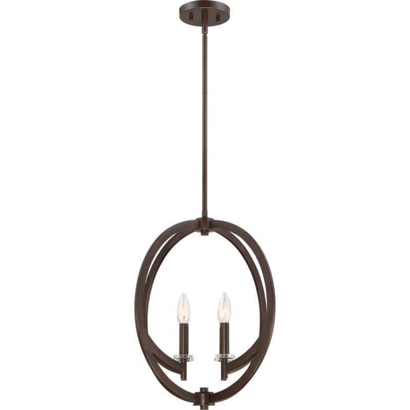 pendant light in black orion smoke alt
