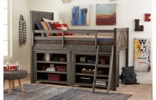 Bunkhouse Bookcase