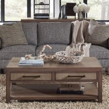 Mirabelle - Coffee Table - Ecru Finish