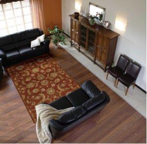 India House Ih83 Brk Rectangle Rug 3'6'' X 5'6''