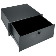 Drawer, 4 RU, Anodized