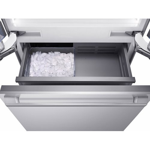 """Stainless Steel Accessory Kit for 36"""" Built-in Refrigerator"""