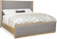 Urban Elevation Queen Upholstered Shelter Bed Product Image