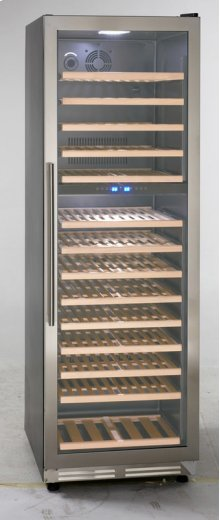 Up to 154 Bottles Designer Series Dual Zone Wine Chiller
