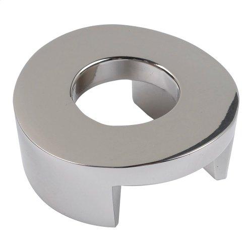 Centinel Round Knob 1 1/4 Inch (c-c) - Polished Nickel