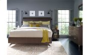 Soho by Rachael Ray Panel Bed, Queen 5/0