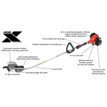 PE-2620 Handheld Curve Shaft Edger ECHO X Series