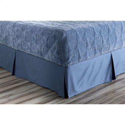 """Griffin GRF-1001 72"""" x 84"""" x 15"""" CA King Bed Skirt"""