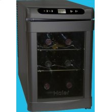 Up to 6-Bottle Capacity Thermal Electric Wine Cellar