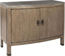 ED Ellen DeGeneres Loma Vista Stone Top Door Chest