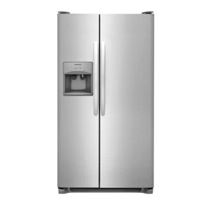 25.5 Cu. Ft. Side-by-Side Refrigerator -
