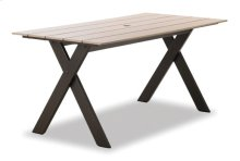 """32"""" x 64"""" Dining Table w/ hole"""