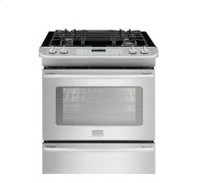Frigidaire Professional 30'' Slide-In Gas Range