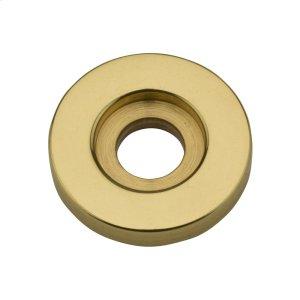 Polished Brass Cabinet Pull Base Product Image