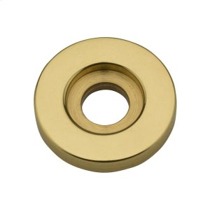Polished Brass Cabinet Pull Base Product Image