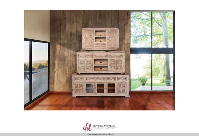 Ifd1021stand83 In By Artisan Home Furniture In Milford Pa 83 Tv