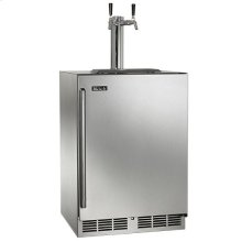 "24"" Signature Series Outdoor Beer Dispenser"