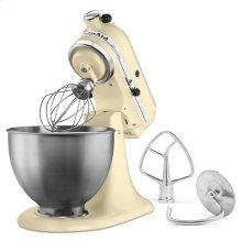 KitchenAid® Ultra Power® Series 4.5-Quart Tilt-Head Stand Mixer - Almond Cream