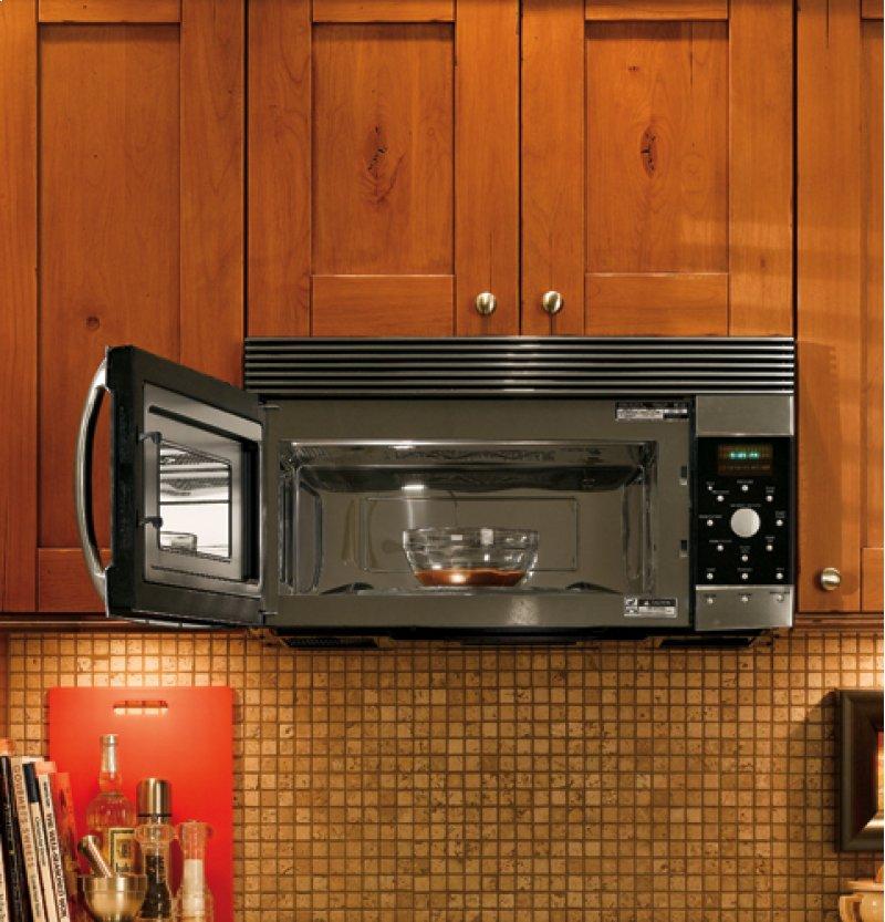 Ge Profile Advantium 120 Above The Cooktop Oven