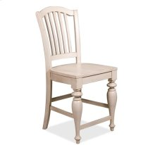 Mix-N-Match Counter Height Chair Dover White finish