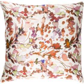 "Naida NDA-002 22"" x 22"" Pillow Shell Only"