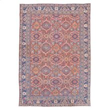 "PER MAHAL 000033220 IN RUST NAVY 9'-1"" x 13'-2"""