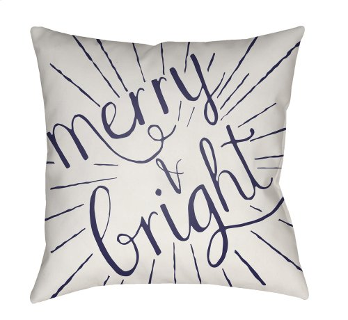 """Merry and Bright HDY-122 18"""" x 18"""""""