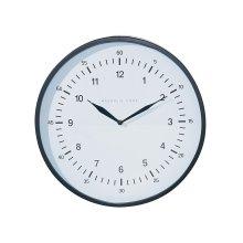Black Emily Wall Clock - Large
