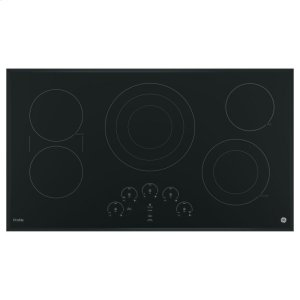 "GE ProfileSeries 36"" Built-In Touch Control Cooktop"