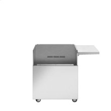 """30"""" Css Grill Cart"""