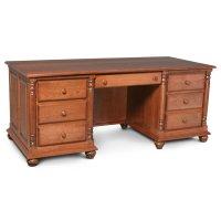 Savannah Executive Desk Product Image