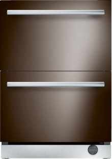 "24"" UNDER-COUNTER DOUBLE DRAWER REFRIGERATOR/FREEZER T24UC900DP"