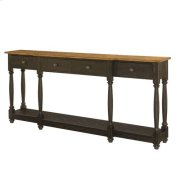 Hidden Treasures Drawer Console Product Image