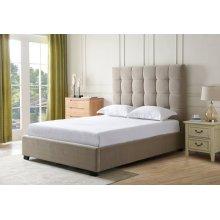 Paramount Khaki - King Size Bed