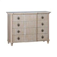 Kingston 4-Drawer Dresser