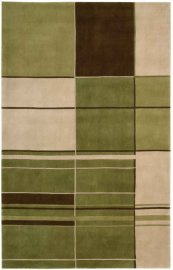 DIMENSIONS ND22 GRE RECTANGLE RUG 1'9'' x 2'9''