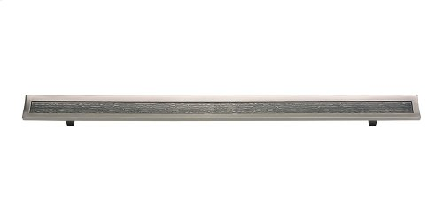 Primitive Appliance Pull 14 Inch (c-c) - Brushed Nickel