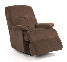 Triton Fabric Power Recliner