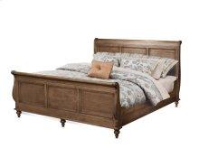 QueenSleigh Bed