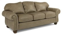 Bexley Leather Sofa without Nailhead Trim
