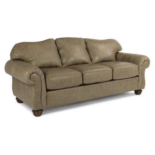 364631 in by Flexsteel in Plymouth, WI - Bexley Leather Sofa ...