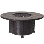 """54"""" Chat Height Classico Fire Pit"""